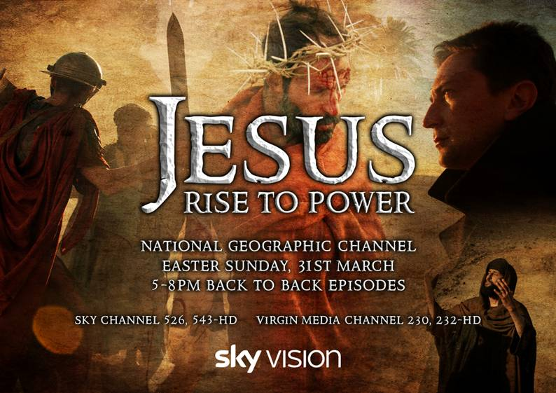 Jesus UK broadcast